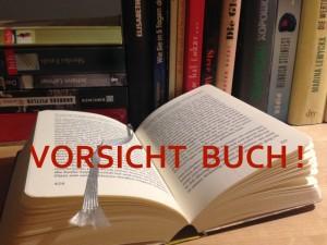 Vorsicht Buch