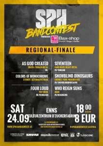 Sph Regionalfinale